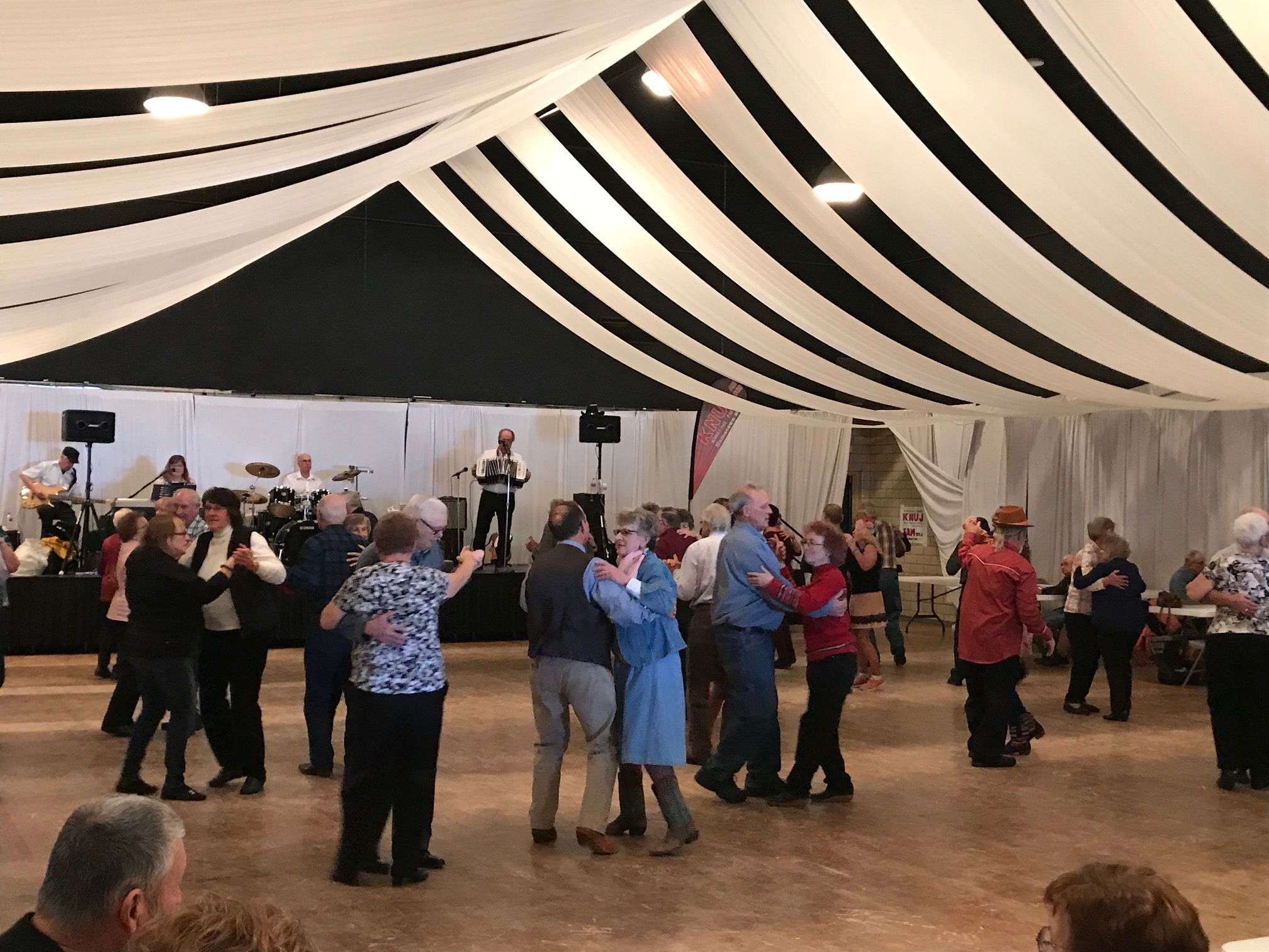 Fall 2018 Polka Dance Party with the Leon Olsen Band | KNUJ