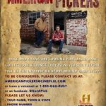American Picker Flyer
